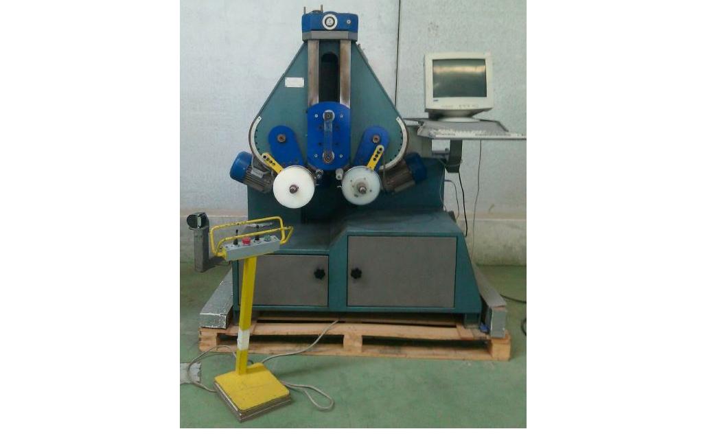 Curvadora MC 3×3 P16-Arco